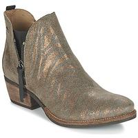 Boty Ženy Kotníkové boty Coqueterra LIZZY Zlatá