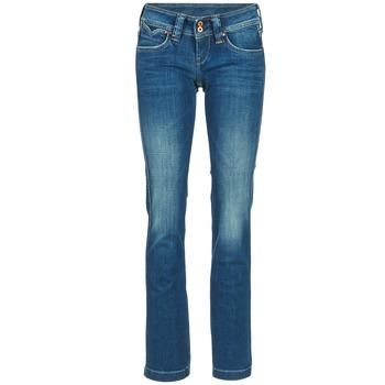 Textil Ženy Rifle rovné Pepe jeans BANJI
