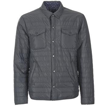 Textil Muži Prošívané bundy Pepe jeans WILLY Černá