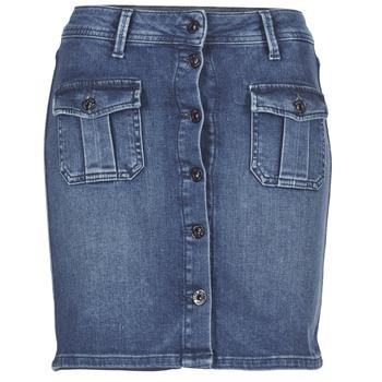 Textil Ženy Sukně Pepe jeans SCARLETT Modrá