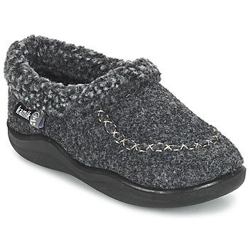 Boty Chlapecké Papuče KAMIK COZYCABIN2 Šedá