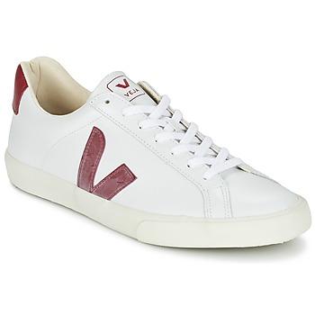 Boty Nízké tenisky Veja ESPLAR Bílá / Červená