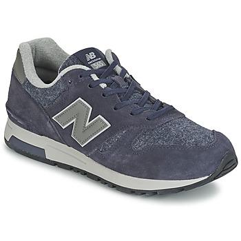 Boty Nízké tenisky New Balance ML565 Tmavě modrá