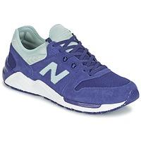 Boty Muži Nízké tenisky New Balance ML009 Modrá