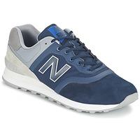 Boty Nízké tenisky New Balance MTL574 Modrá / Šedá