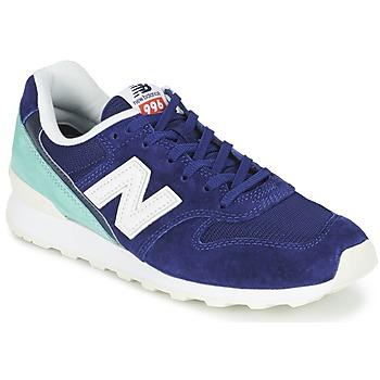 Boty Ženy Nízké tenisky New Balance WR996 Tmavě modrá