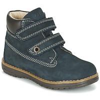Boty Chlapecké Kotníkové boty Primigi ASPY 1 Modrá