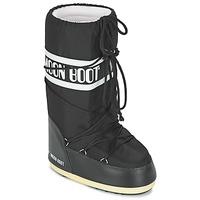 Boty Zimní boty Moon Boot MOON BOOT NYLON Černá