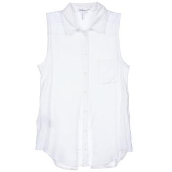 Textil Ženy Košile / Halenky BCBGeneration 616953 Bílá