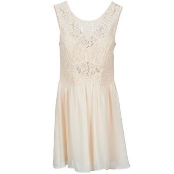 Textil Ženy Krátké šaty BCBGeneration 617574 Béžová