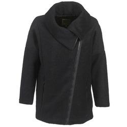 Textil Ženy Kabáty Bench SECURE Černá