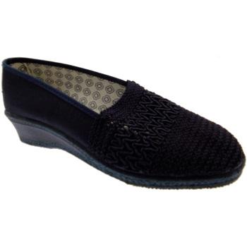 Boty Ženy Papuče Davema DAV212bl blu