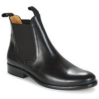 Boty Muži Kotníkové boty Brett & Sons LOUVAL Černá