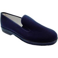 Boty Muži Papuče Davema DAV050b blu