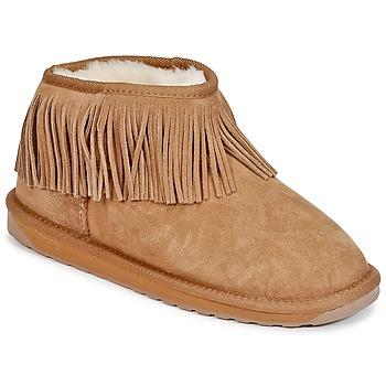 EMU Kotníkové boty WATERFALL - Béžová