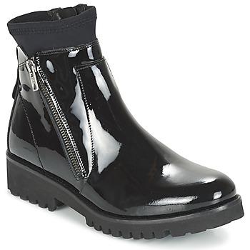 Regard Kotníkové boty REJABI - Černá