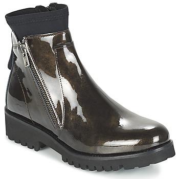 Boty Ženy Kotníkové boty Regard REJABI Bronzová