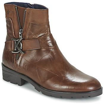 Boty Ženy Kotníkové boty Dorking NALA Hnědá