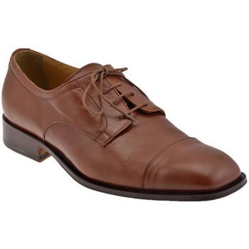 Boty Muži Šněrovací společenská obuv Bocci 1926  Hnědá