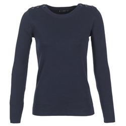 Textil Ženy Svetry Petit Bateau SELBODE Tmavě modrá
