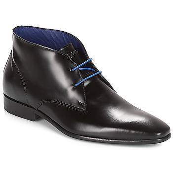 Boty Muži Kotníkové boty Azzaro JAVOY Černá