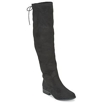 Boty Ženy Vysoké kozačky nad kolena Coolway BOPPY Černá