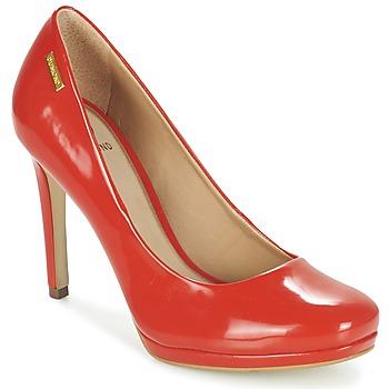 Boty Ženy Lodičky Dumond LOUBAME Červená