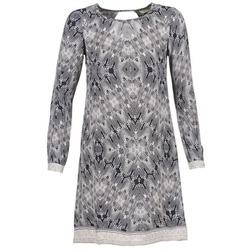 Textil Ženy Krátké šaty Cream BARBRA Tmavě modrá / Bílá