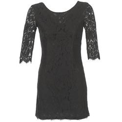 Textil Ženy Krátké šaty Betty London FLIZINE Černá