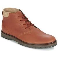 Boty Muži Kotníkové boty Lacoste MONTBARD CHUKKA 416 1 Hnědá