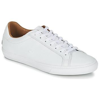 Boty Ženy Nízké tenisky Lacoste GRAD VULC Bílá