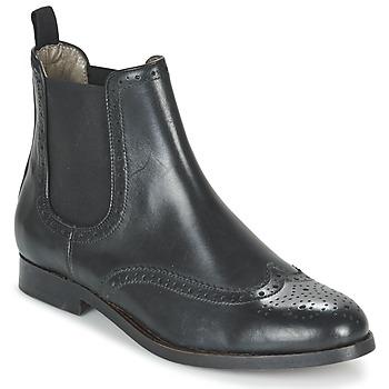 Boty Ženy Kotníkové boty Hudson ASTA CALF Černá