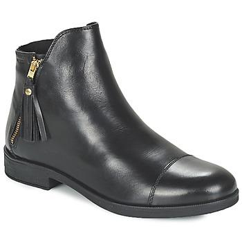 Boty Dívčí Kotníkové boty Geox AGATE Černá