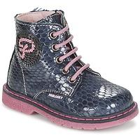 Boty Dívčí Kotníkové boty Pablosky CHAVISKA Tmavě modrá