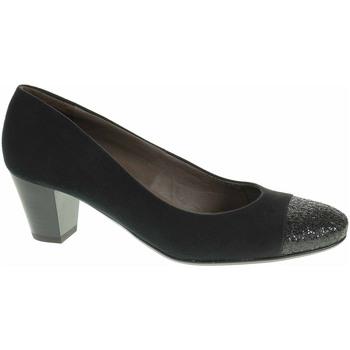 Boty Ženy Lodičky Ara Dámské lodičky  62872-01 černé Černá