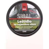 Doplňky  Péče o obuv Sigal Siga vojenské leštidlo černé 250g Other