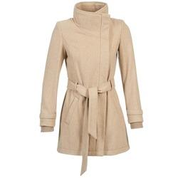 Textil Ženy Kabáty S.Oliver HAPYALE Béžová