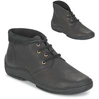 Boty Ženy Kotníkové boty Arcus MOKALA Černá