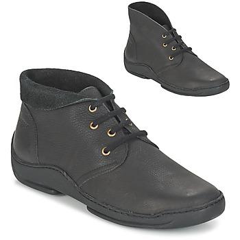 Arcus Kotníkové boty MOKALA - Černá