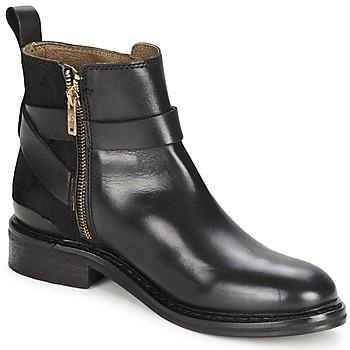 Boty Ženy Kotníkové boty Koah LINSY Černá / Černá