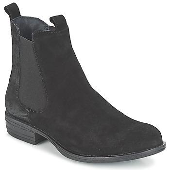 Boty Ženy Kotníkové boty Casual Attitude FENDA Černá