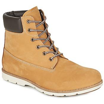 Boty Muži Kotníkové boty Casual Attitude GLORIL Žlutá