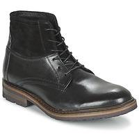 Boty Muži Kotníkové boty Casual Attitude FIZA Černá