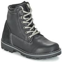 Boty Chlapecké Kotníkové boty Citrouille et Compagnie FACOSA Černá