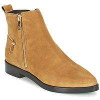 Kotníkové boty Kenzo TOTEM FLAT BOOTS