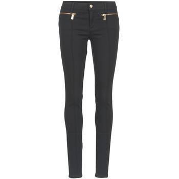 Textil Ženy Kapsáčové kalhoty Versace Jeans TOLKALA Černá