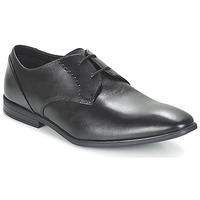 Boty Muži Šněrovací společenská obuv Clarks Bampton Lace Černá