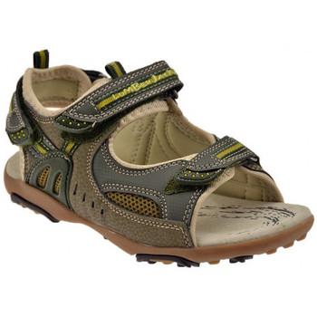 Boty Děti Sandály Lumberjack  Zelená