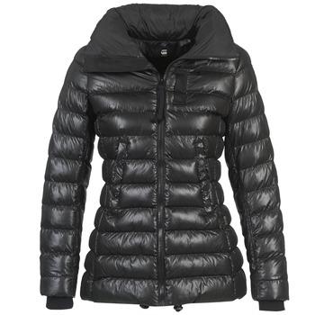 Textil Ženy Prošívané bundy G-Star Raw WHISTLER SLIM COAT Černá