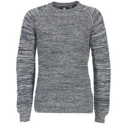 Textil Muži Svetry G-Star Raw SUZAKI R KNIT Tmavě modrá / Sepraný